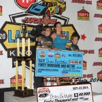 Birkhofer Takes Knoxville Late Model Nationals on Final Turn and Takes Final Bow!