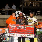 Kay captures Davenport Deery feature
