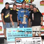 Brian Birkhofer Puts Himself on the Pole With Late Model Nationals Prelim Win!