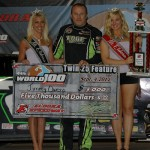 McDowell & Owens Open Eldora Speedway's World 100 Weekend With 25-lap Preliminary Feature Victories