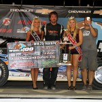 Davenport & Miller Claim 25-Lap Victories During Eldora Speedway's Second Night Of World 100 Preliminary Action