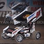 Kyle Larson Wins at Cocopah