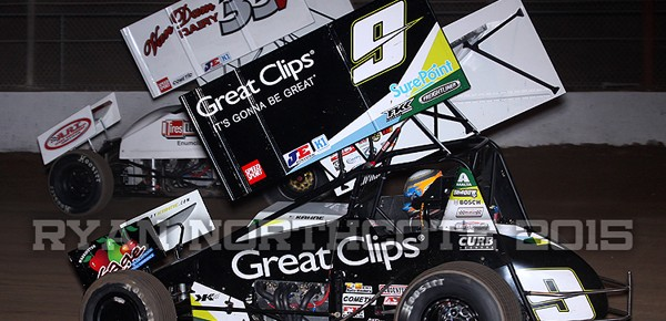 Kinser Is King At Cocopah