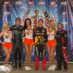Jerry Coons, Jr. Tops John Christner Trucking Qualifying Night