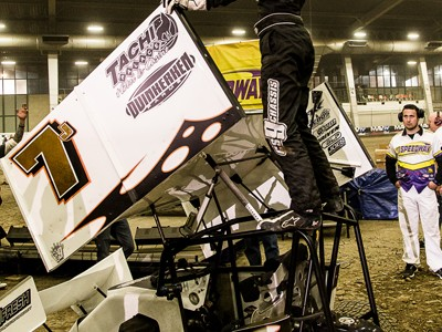 Michael Faccinto Wins Wild Outlaw Tulsa Shootout