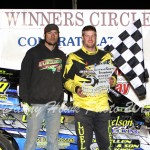 Densberger, Murty,  Luellen, Anderson and  Grossman get's feature wins at Memphis