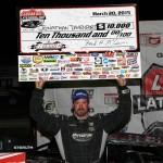 Davenport Decimates Buckeye Spring 50 at Atomic Speedway