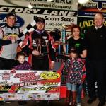First-time winner Zeitner tops Deery Series opener at Crawford County