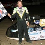 Bloomquist Tops Shirley To Score Opening Night Victory At Farmer City Raceway's Douglas Ram Trucks Illini 100