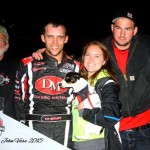 Clauson Takes 27th Career Victory, Andruskevitch Wins First of 2015