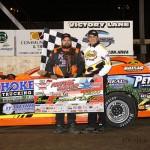 Kay continues West Liberty Deery Series streak