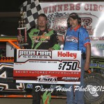 Agee, Nieman score Holley Iron Man Series wins at Randolph County Raceway