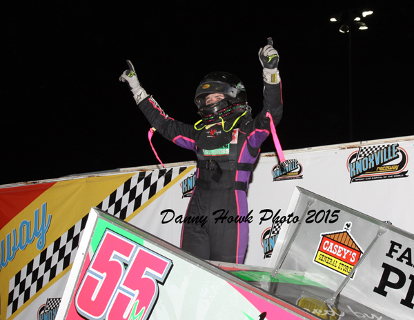 Deery Brothers Iowa City >> Henderson Cruises, Haase Makes History at Knoxville ...