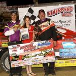 Aikey adds Hershel Roberts Memorial trophy to Deery collection