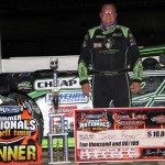 Feger Tames Cedar Lake for DIRTcar Summer Nationals Win