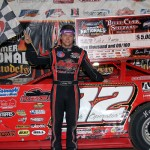 Pierce Powers to DIRTcar Summer Nationals Win at Belle-Clair