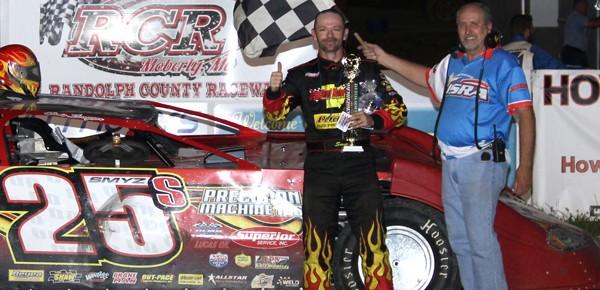 Chris Smyser Snares Second-Straight ULMA Win!