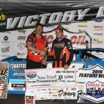 Stovall wins MLRA at Lee County Speedway!
