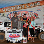 Logan Martin Doubles Down at LOS on Saturday night!