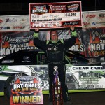 Feger Holds Off Robinson at Indiana's Daugherty Speedway for His Second DIRTcar Summer Nationals Victory of the Season