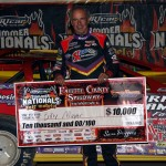 Moyer Dominates at Fayette County Speedway for 90th Victory of His DIRTcar Summer Nationals Career