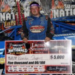 Sheppard Powers to DIRTcar Summer Nationals Victory at Lincoln Speedway
