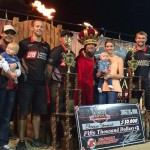 Shane Stewart Crowned at Wild 32nd Annual Kings Royal