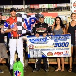 Sanders puts 'em in the aisles again, sweeps Silver Dollar Nationals for third straight year