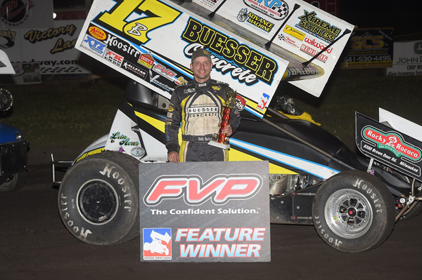 Balog Gives Them A Beating In Britt For First Fvp National