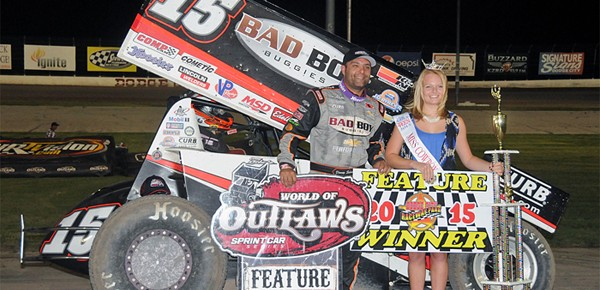 No Stopping Schatz in Boothill Showdown Finale