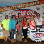 Looney, Schultz, Brown, and Striegel score Casey's Night Wins!