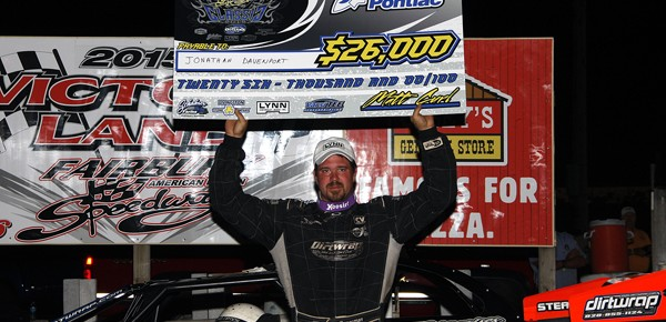 Davenport Passes Erb On Final Lap In Another Prairie Dirt Classic Thriller At Fairbury American Legion Speedway