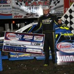 Nicely Earns Breakthrough Victory at Fairbury in DIRTcar Summit Racing Equipment Modified Nationals Season Finale