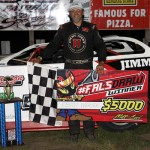 Returning To Fairbury, Bloomquist Scores Heat Race Victory On Prairie Dirt Classic Presented by Bank of Pontiac Preliminary Night