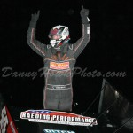 Chris Martin Nails Down First Career Sprint Invaders Win in Bloomfield!