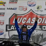 Spectacular Silver Dollar Nationals Finish; Bloomquist Wins