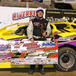 Rookie Droste races to first Deery win at Quad City