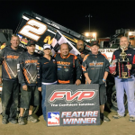 Danny Lasoski Motors to Moberly Win with FVP National Sprint League!