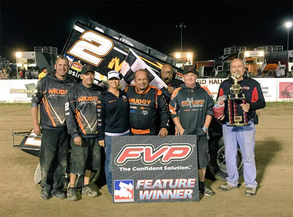 Danny Lasoski Motors To Moberly Win With Fvp National