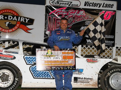 Jimmy Mars wins 6th Annual George Scheffler Memorial
