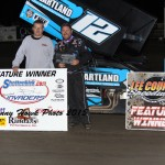 Jerrod Hull Opens Sprint Invaders Nationals Weekend With A Win At Donnellson