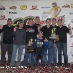 Rico Abreu Earns Back-to-Back Lucas Oil Chili Bowl Titles