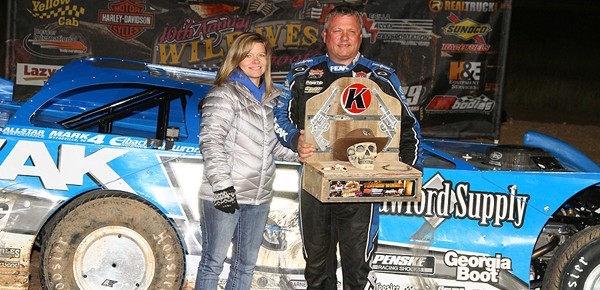 Make it Two for O'Neal at USA's Wild West Shootout!