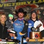 Davenport Caps Wild West Shootout Title with $11k Score!