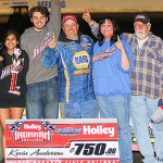Anderson, Clancy collect USRA Iron Man Challenge checkers at Lakeside Speedway