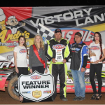 Brown does it again in Street Stocks with Dotson, Bryant and Marrant also earning Lucas feature wins