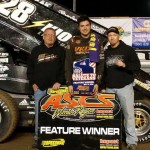 Cornell Leads The Distance With ASCS Warriors at Missouri State Fair Speedway