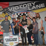 Jackson takes featured B-Mod win; Marrant, Crisler, Cutshaw also prevail at Lucas