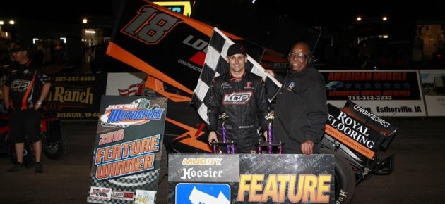 Madsen Sweeps Double Features with Ballenger and Rustad Also Reaching Victory Lane at Jackson Motorplex