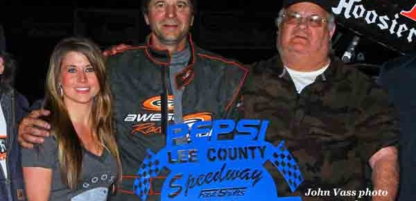 Lee County Speedway Result For May 20, 2016